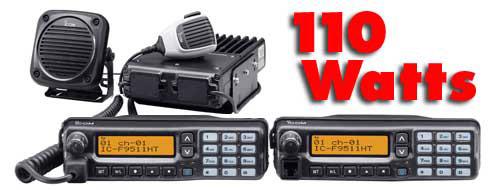 ICOM IC-F9511HT MOBILE RADIO